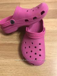 Кроксы Crocs для девочки