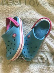 Кроксы сабо Crocs