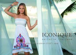 Пляжная одежда ICONIQUE туники