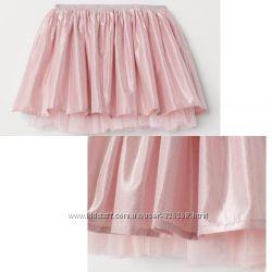 Пышная нарядная юбочка от 2-до 10 лет НМ