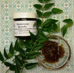 Мыло бельди оливковое с эвкалиптом Nectarome Марокко