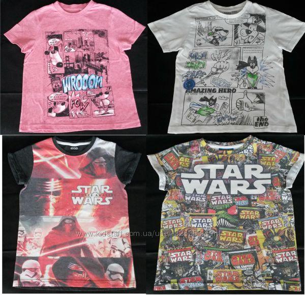 Великолепные футболки Chicco, Next