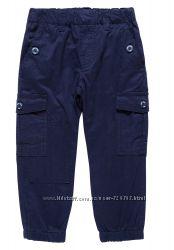 Хлопковые штаны Chicco на подкладке