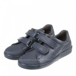 Очень практичные кожаные кроссовки Pablosky