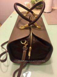Женская сумка, натуральная кожа, производство Италия, новая