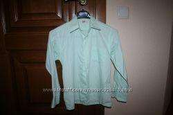 Школа хлопчик рубашка і світер  8-10років