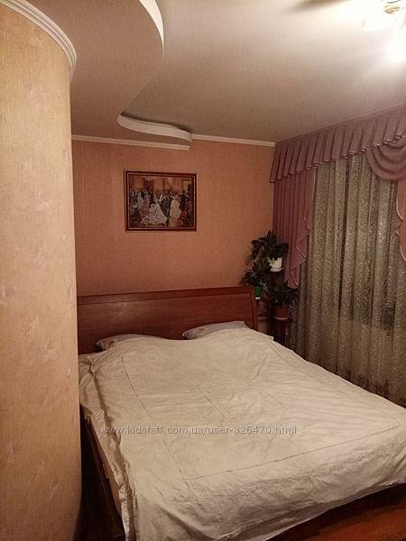 Квартира 3х кімн подобово почасово в центрі Житомира