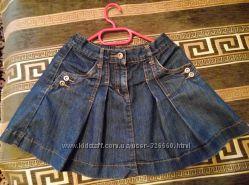 юбка  джинсовая, подойдёт для школы