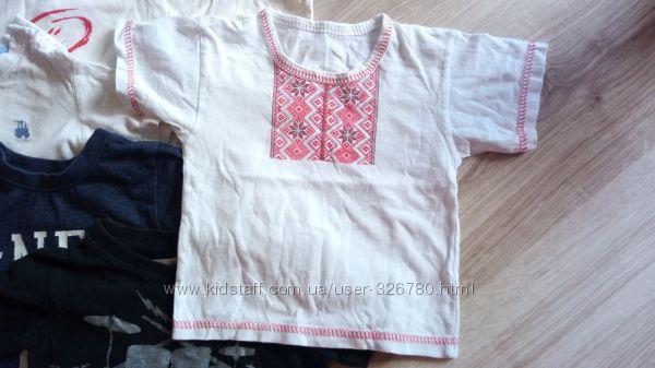 футболки, вышиванка