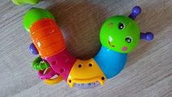 гусеничка Joy Toy