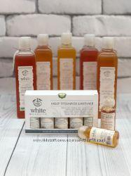 Набор пробников шампуней в коробке white mandarin 5x30ml