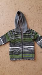 Вязанная кофта на мальчика