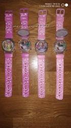 Детские часы Миньоны, Минни Маус, Спанч Боб, Принцесса София, Бен10, Пони,