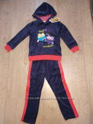 Велюровый спортивный костюм Сова TM Nova