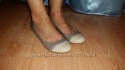 Балетки-туфли Naturalizer USA. Размер 39. Стелька- 25 см. Новые.