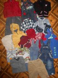 Пакет одежды на малыша 9-18 мес.