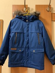 Columbia Barlow Pass 600 TurboDown  куртка мальчику