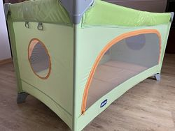 Chicco easy sleep манеж-кровать