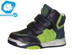 Демисезонные ботинки Солнце 72, р 21-26
