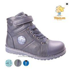 Демисезонные ботинки Tom. m 0889, р 33-38
