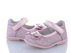 Детские ортопедические туфли Clibee D100 розовый р.20-25