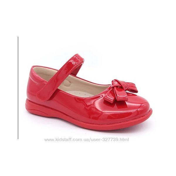 Детские туфли Apawwa GC90-1 красный 26-31