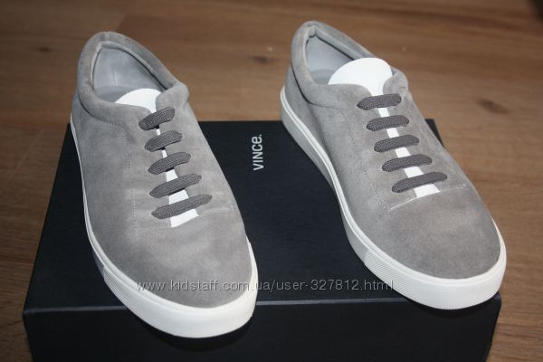 Туфли Vince Canyon suede Sneakers
