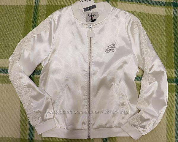 Летняя куртка - бомбер Reporter XS-S