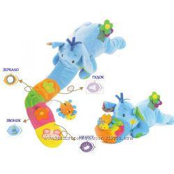 Развивающая игрушка Biba Toys Биба Тойс Слоненок Элли