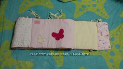 Бампер-защита в кроватку TM Mothercare