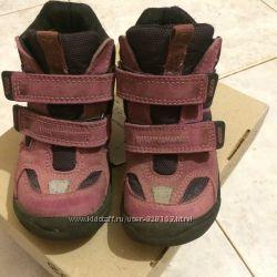 Зимние ботинки 27 размер экко