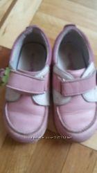 туфли на девочку кожаные