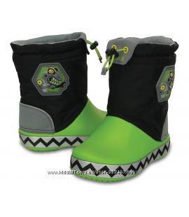 Сапоги, Crocs, Kids, Crocband, Lodgepoint, Graphic, Крокс, Кроксы, сапоги,