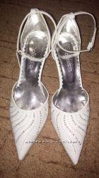Свадебные туфли. Торг возможен