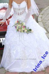 Свадебное платье. Торг возможен.