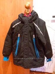 Курточка H&M евро зима 116р