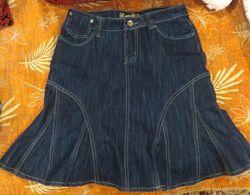 женская джинсовая юбка ONADO р. 46-48