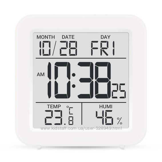 Цифровые комнатные термогигрометры, термометры уличные, барометры, метеоста