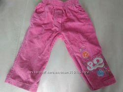 Штаны для девочки деми