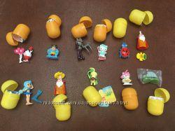 игрушки с киндер - сюрприза