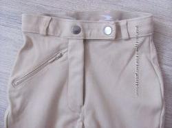Узкие брюки-бриджи, 6-8лет, идеальное состояние