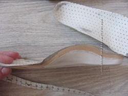 Ортопедическая стелька от вальгуса 20,5см