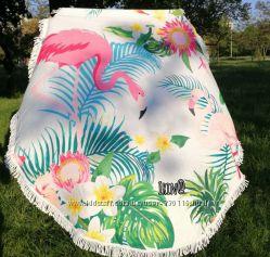Огромное пляжное полотенце 1, 51. 5. Хит лета 2019 в ассортименте