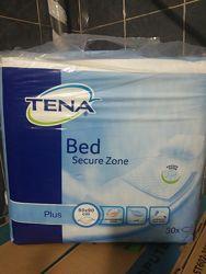 Пеленки простыни Tena Bed Secure Zone 60х90 см 30 шт
