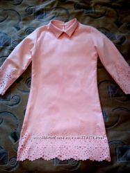 Красивое платье для девочки 140-152 рост