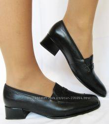 550. Туфли осенние ARA кожа - 38 р. комфортная полнота