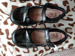Clarks туфли 10 18 см
