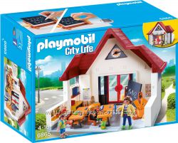 Playmobil, 6865, Школа