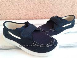 Туфли топсайдеры Валди размеры с 30 по 36