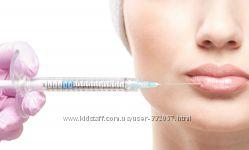 Коррекция объема и формы губ, коррекция глубоких морщин